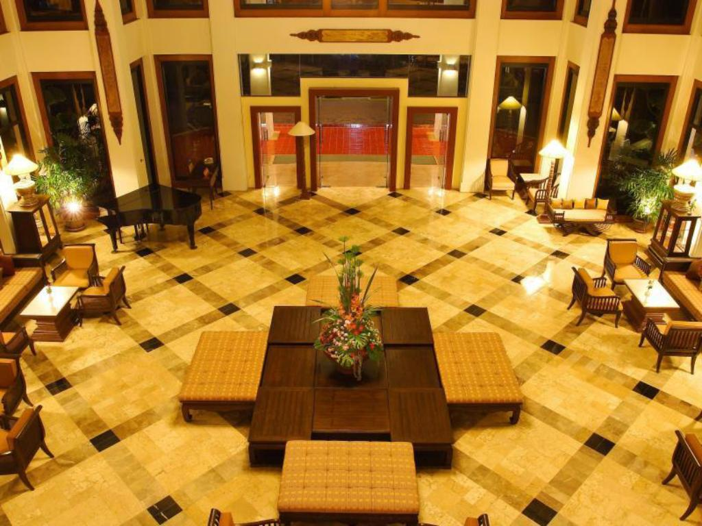 Lobby Imperial Golden Triangle Resort