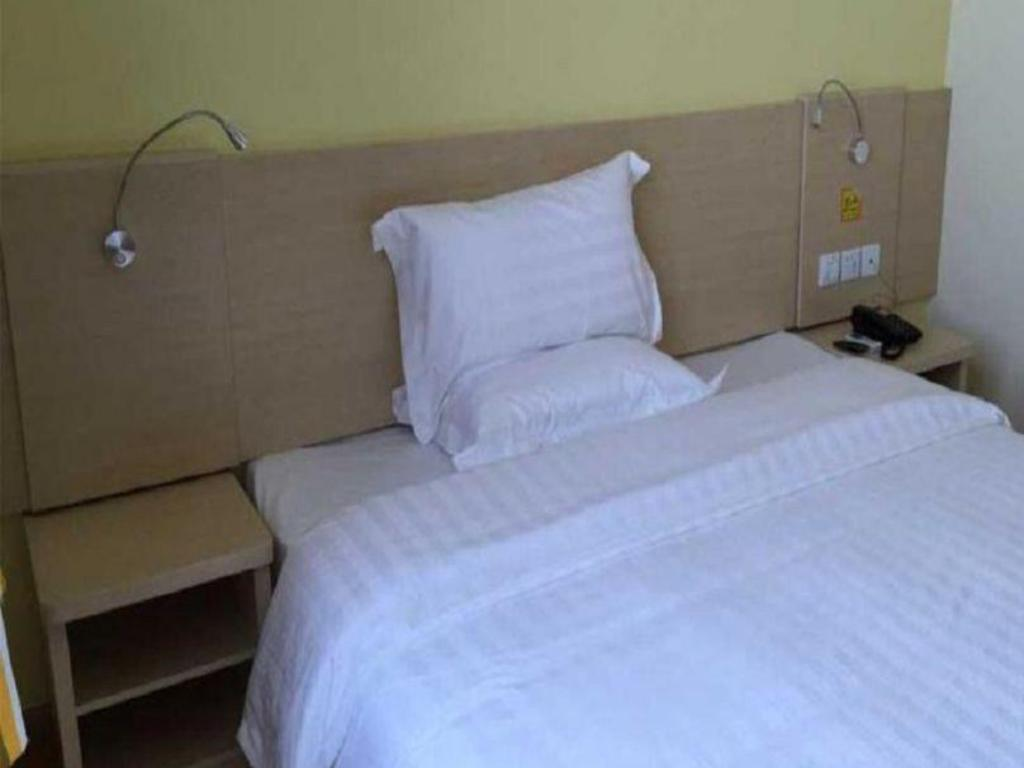 Δωμάτιο με Queen Size Κρεβάτι - Κρεβάτι 7 Days Inn Guilin Duxiufeng Jingjiangwangfu Branch