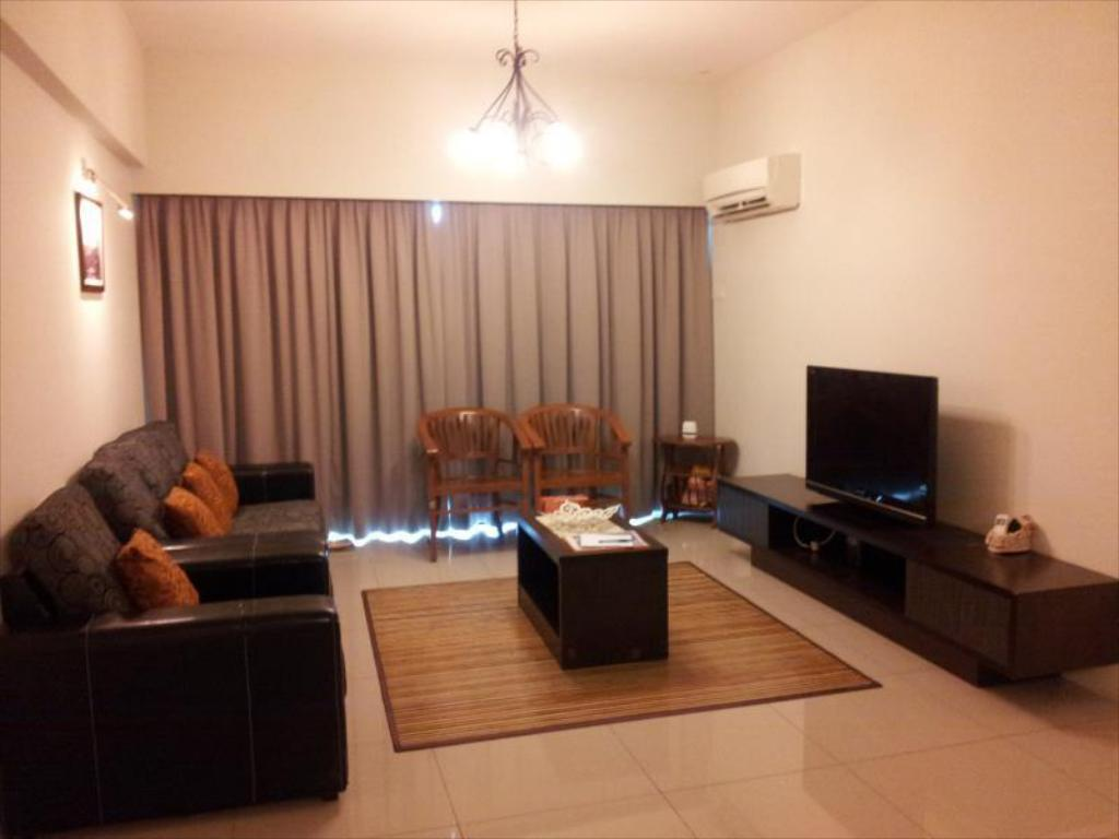 Interior view Kinta Riverview  Vacation Apartment