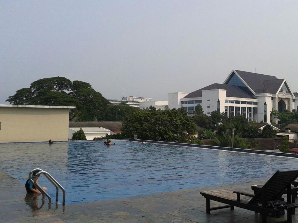 Swimming pool Kinta Riverview  Vacation Apartment