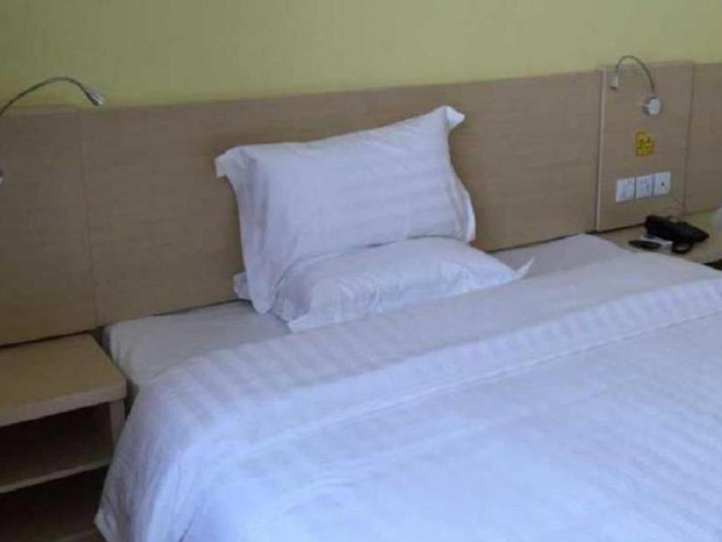 Queen - Domestic Residents Only - Bed 7 Days Inn Dalian Xian Road Business Center Xinggong Street Subway Station Branch