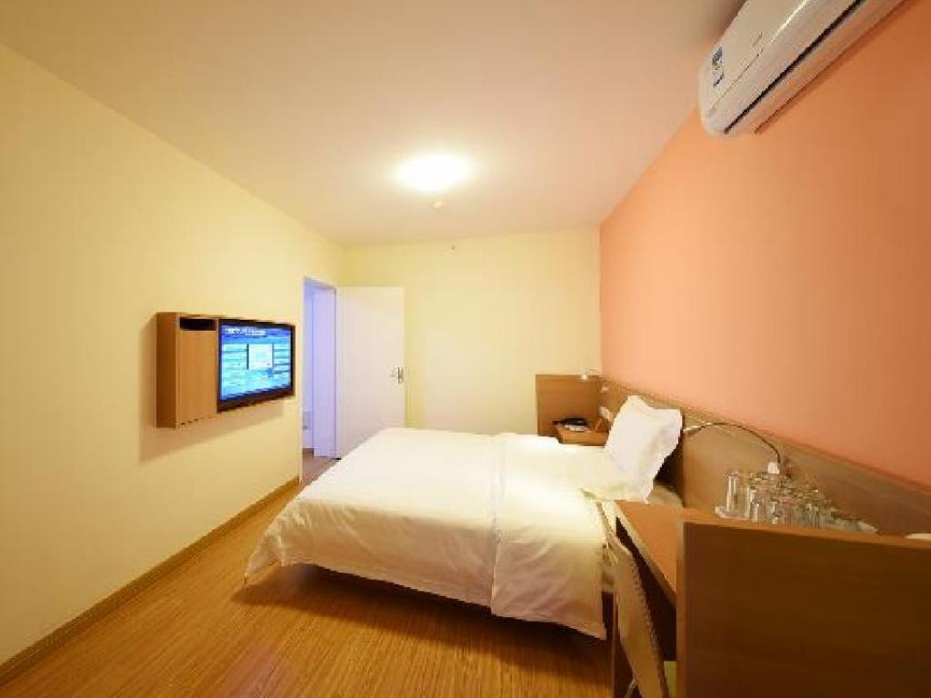 Kamar Economy - Kamar tidur 7 Days Inn Changsha Furong North Road Wanke City Branch