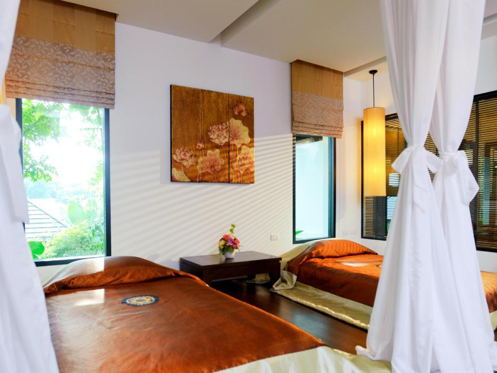 Villa Superior - Kamar tidur Chiang Mai Highlands Golf and Spa Resort