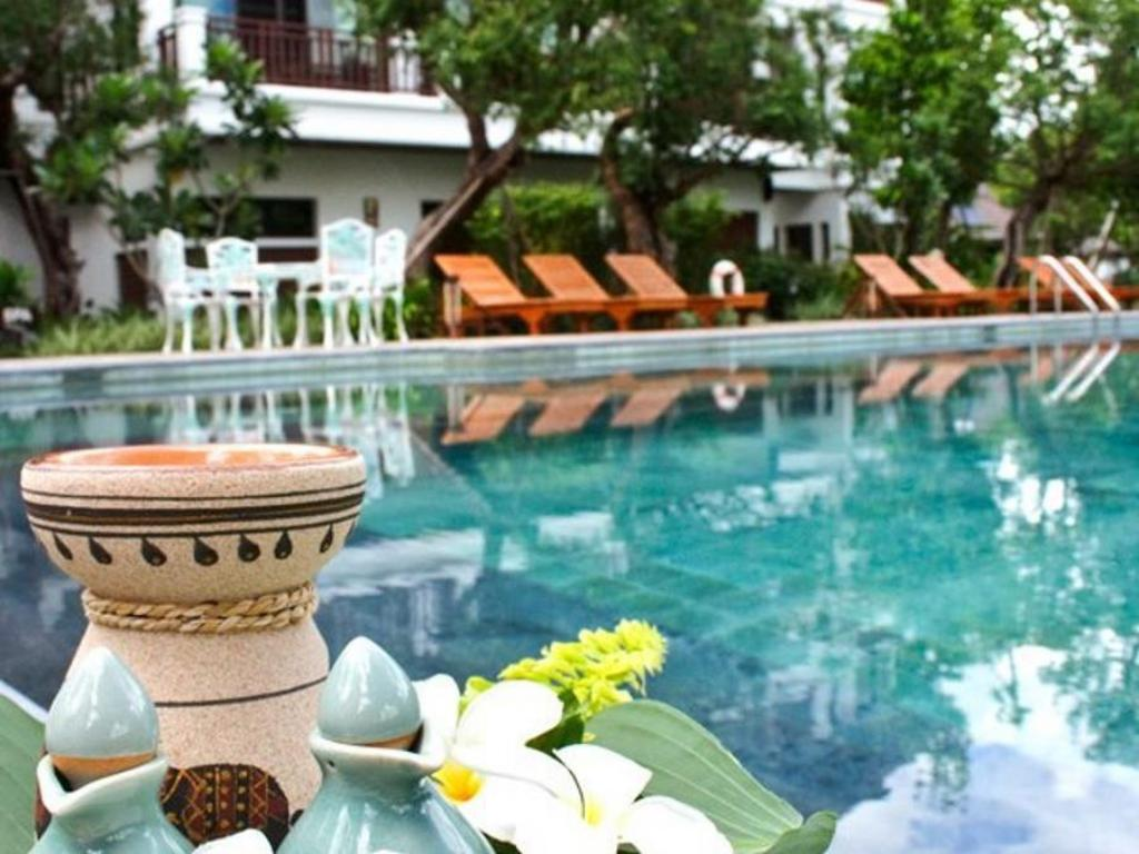 Kolam renang Chiang Mai Highlands Golf and Spa Resort