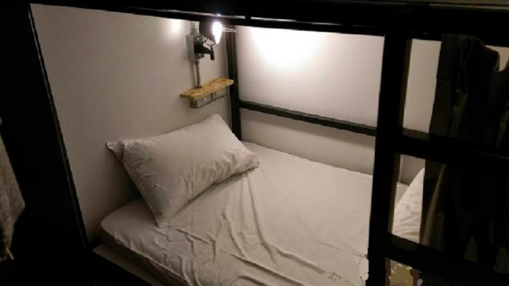 Room for 2 People with Bunk Bed NEOSOHO Cabin