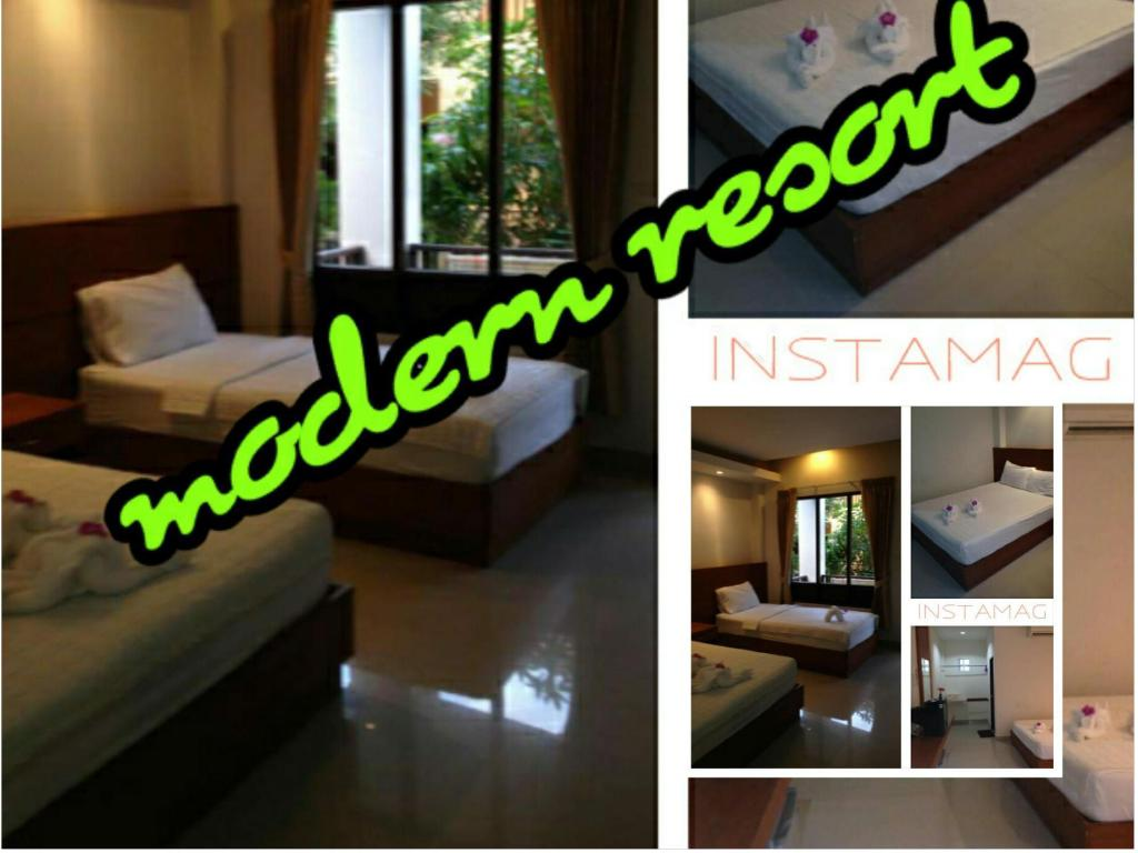 More about Modern Resort