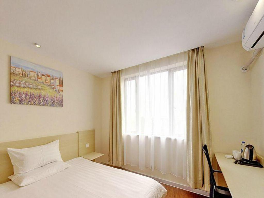 Queen Room - Guestroom Hanting Hotel Shanghai Jinqiao International Commercial Plaza Branch