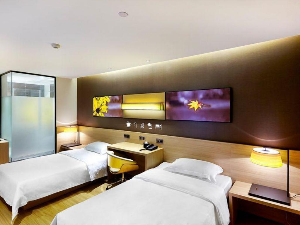 Selected Queen Room - Δωμάτιο 7 Days Premium Jinan Luokou Fuzhuang Cheng Wuyingshan North Road Branch