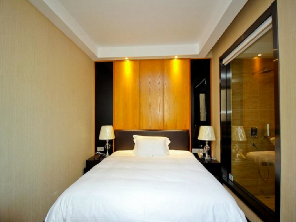Special King Room - Bed Lavande Hotel Hefei Feixi Mingbang Plaza Branch