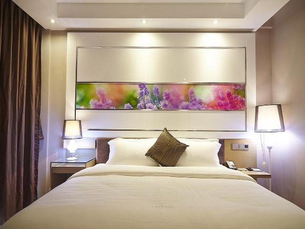 Deluxe King - Bed Lavande Hotel Xiangtan Triumph Internatioanl Plaza Branch