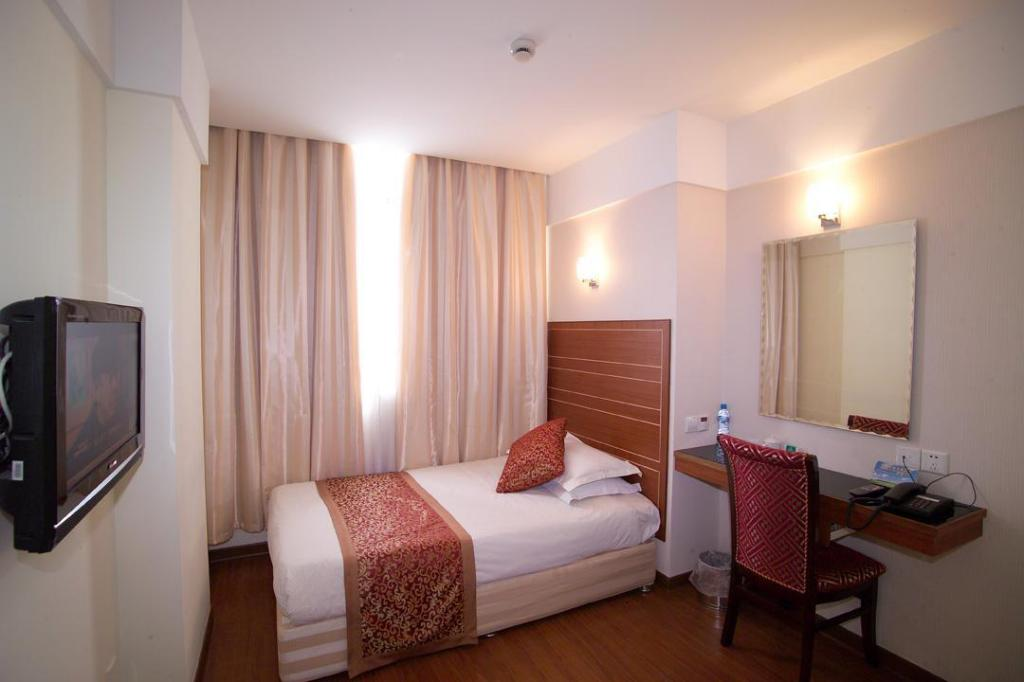 Single Room - Guestroom Shanghai Yuhang Hotel