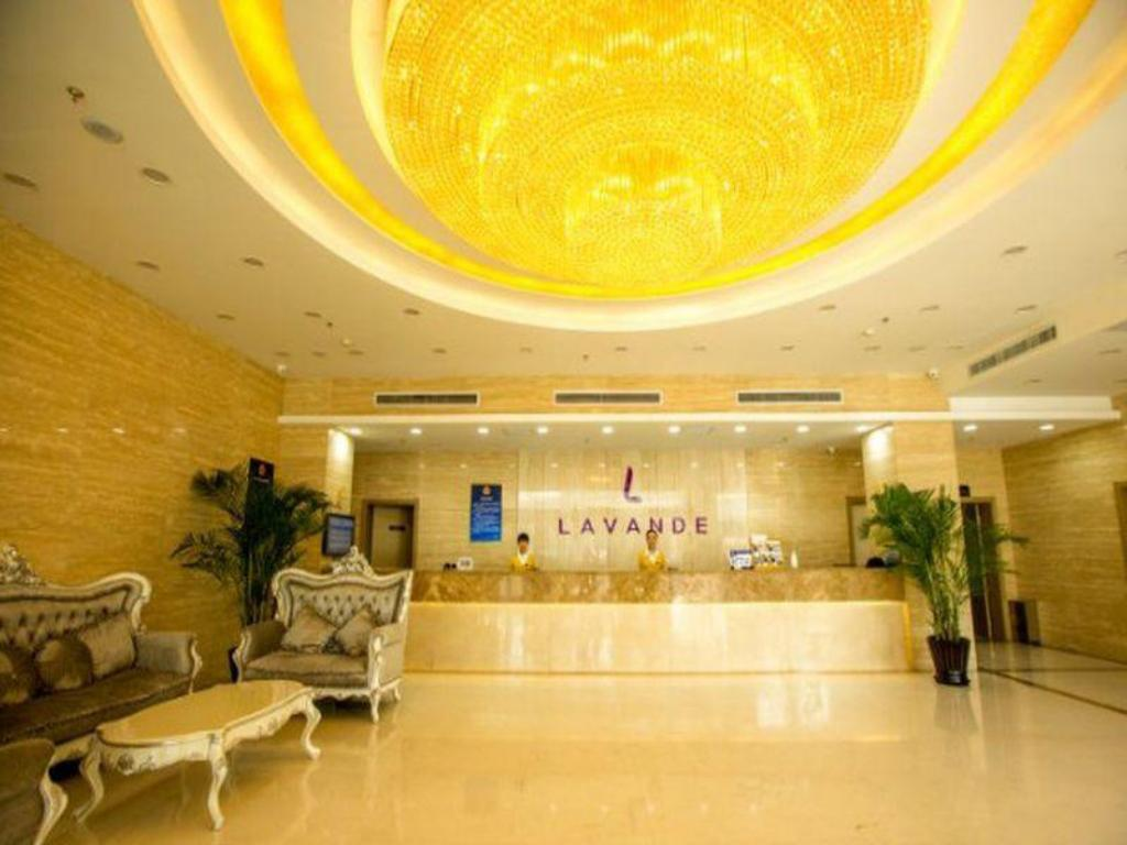 Lobby Lavande Hotel Beijing Asian Games Village
