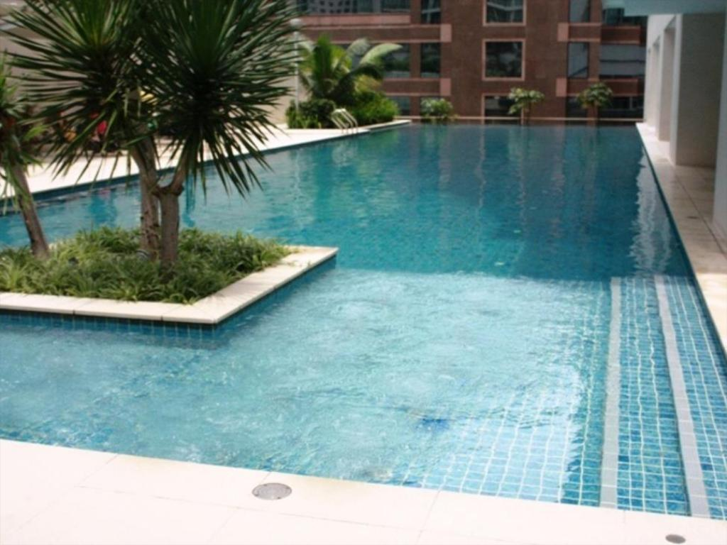 Swimming pool Marc Residence KLCC