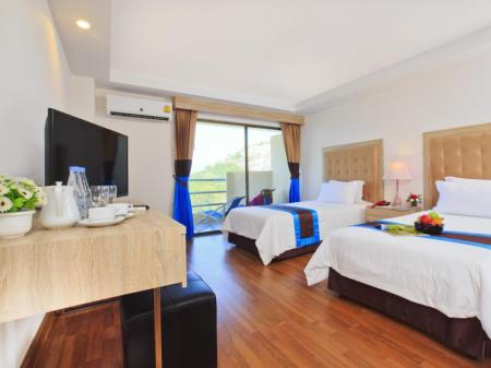 Deluxe  Blue Wave Hotel Hua Hin