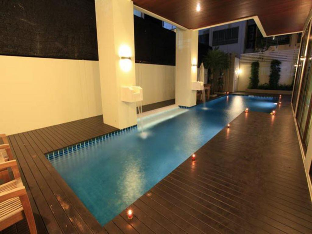 Kolam renang The Regent Private Pool Villa Phuket