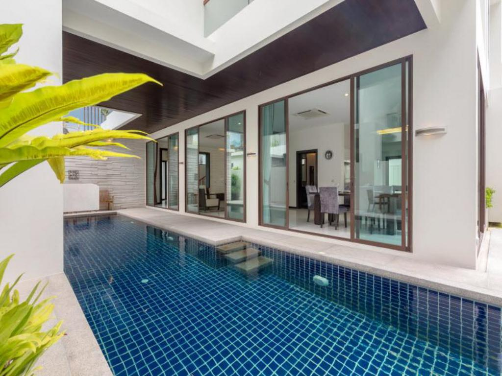 Pemandangan dalam The Regent Private Pool Villa Phuket