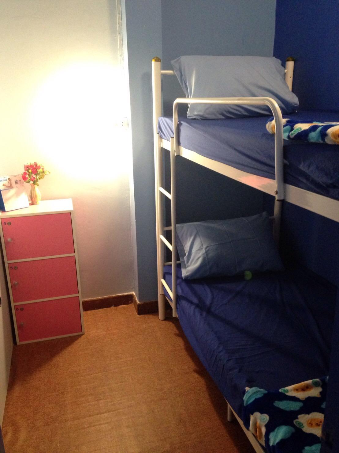 Entire 2-Bed Private Dormitory