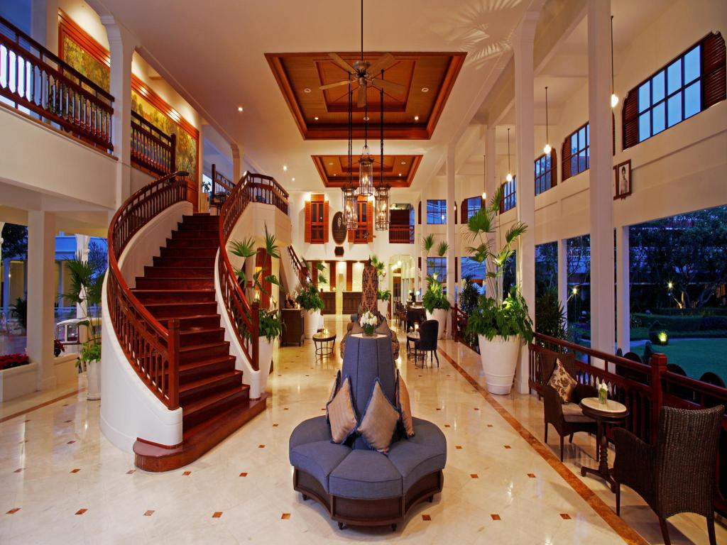 Lobby Centara Grand Beach Resort & Villas Hua Hin