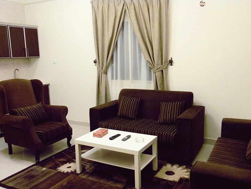 Apartament z 3 sypialniami (Three Bedroom Apartment)