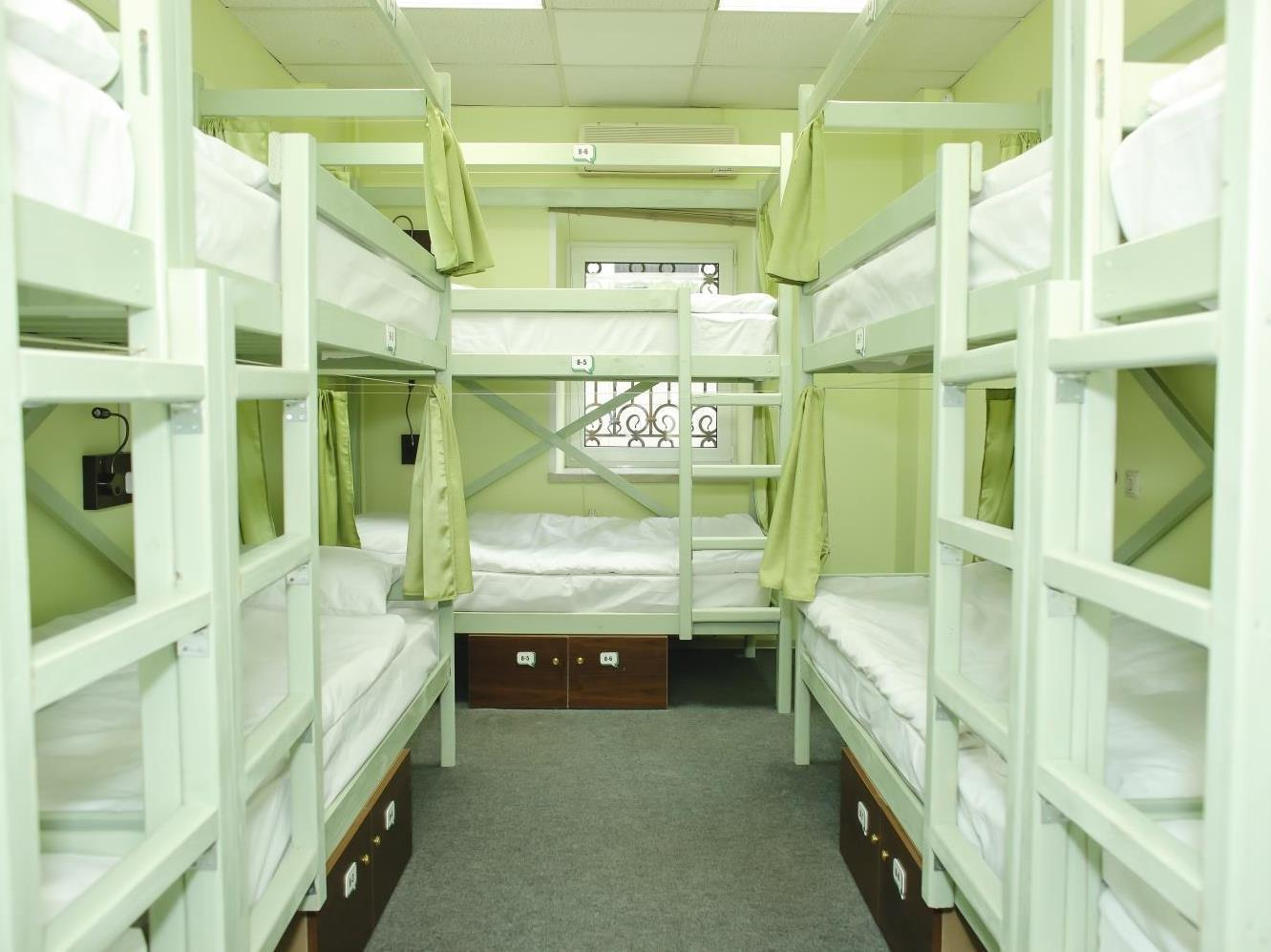 10-Bed Dormitory (Female)