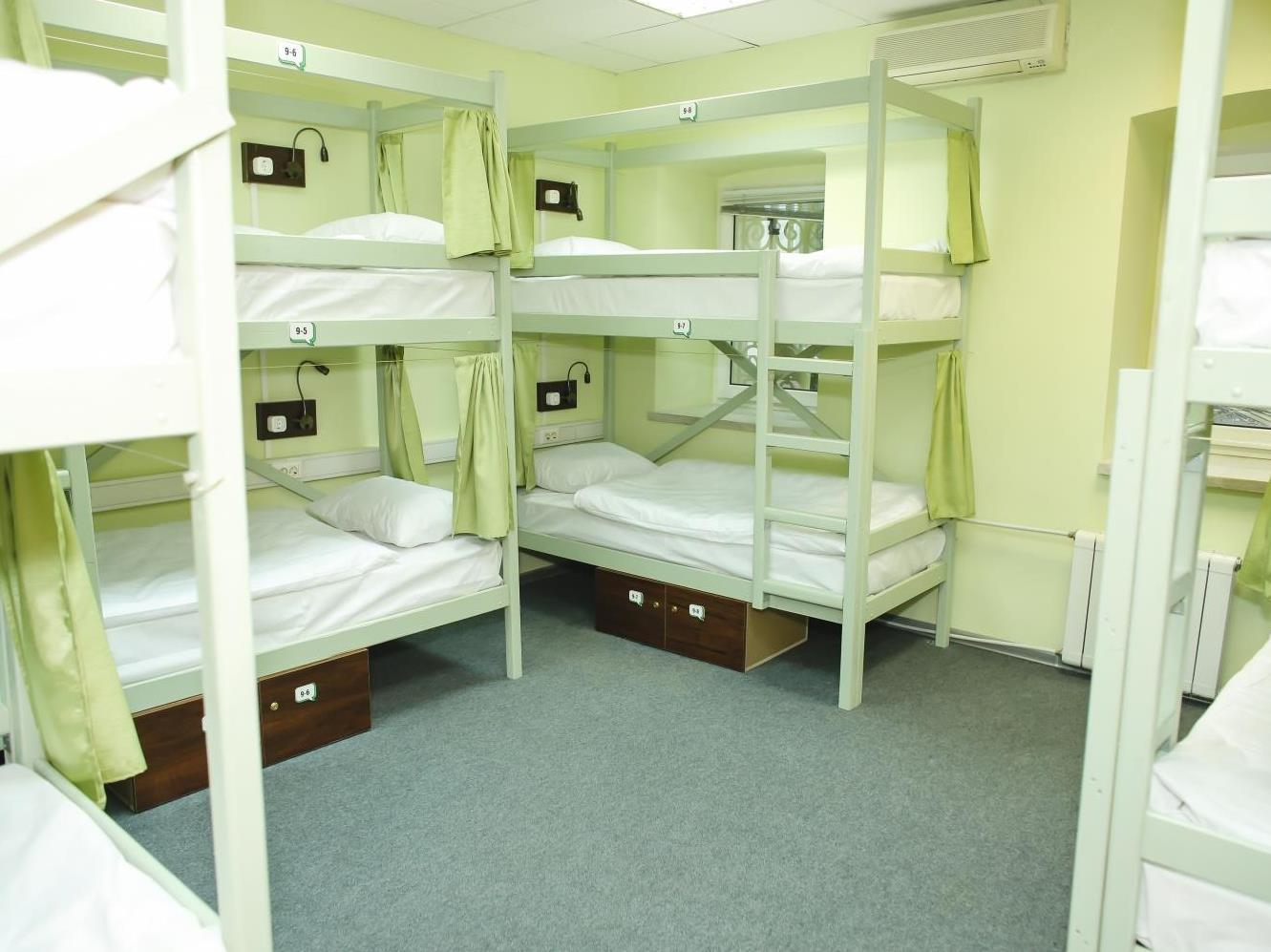 1 Person in 18-Bed Dormitory - Mixed