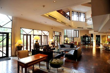 Lobby Felix River Kwai Resort
