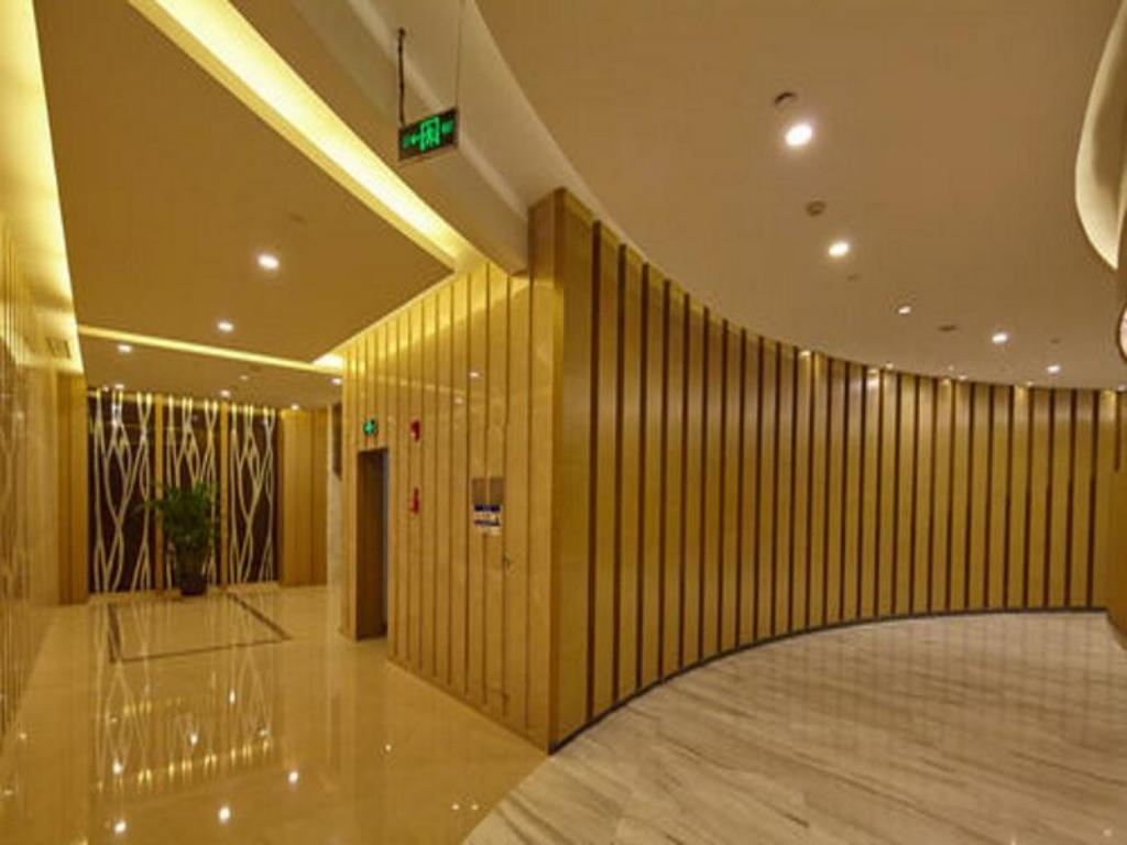 Lobby Holiday Inn Express Nantong Downtown