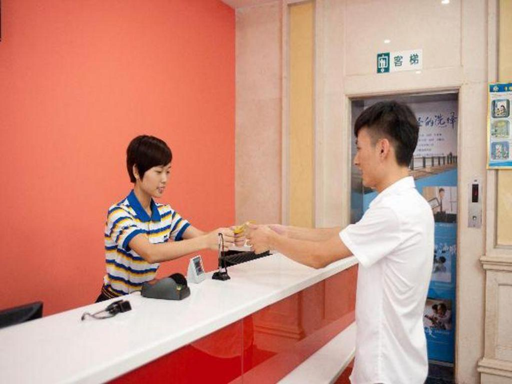 Lobi 7 Days Inn Shenzhen Luohu Chunfeng Road Westward Branch