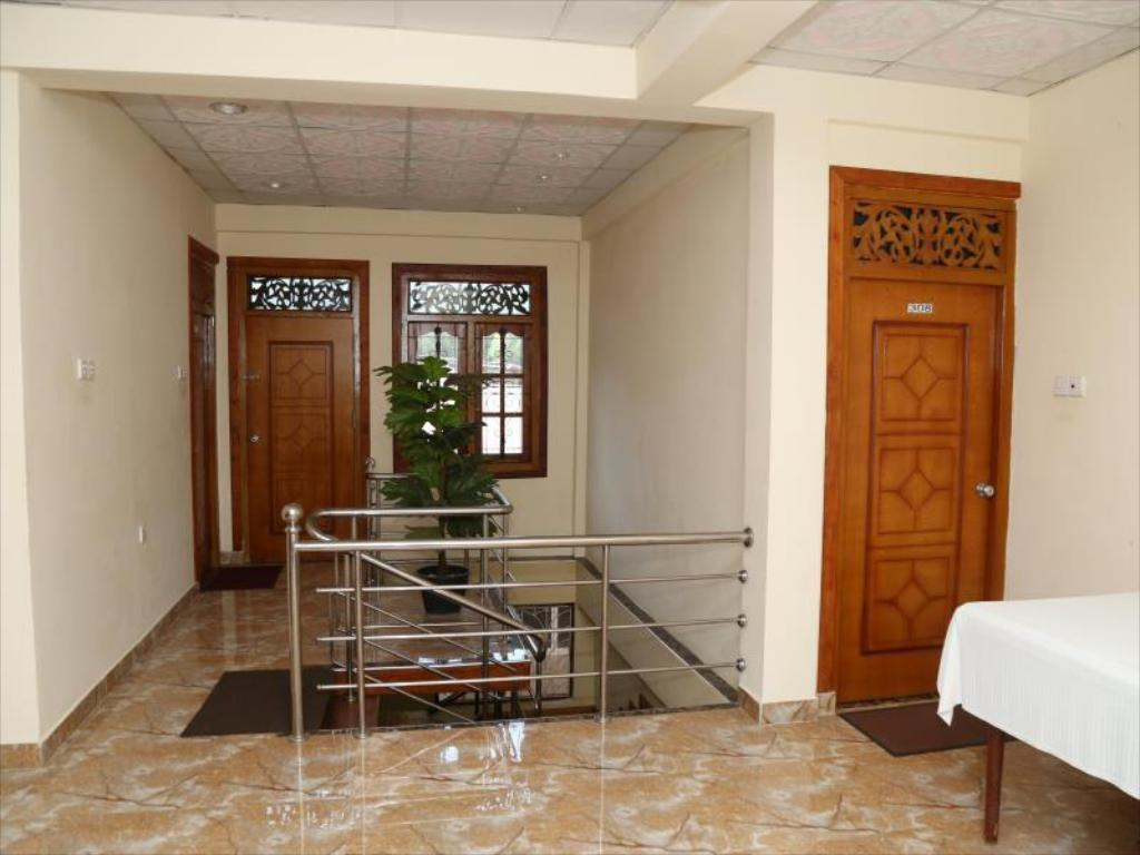 Lobi BRIGHT INN Luxury Holiday Resort