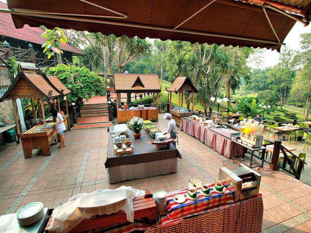 Interior view Pung-waan Resort