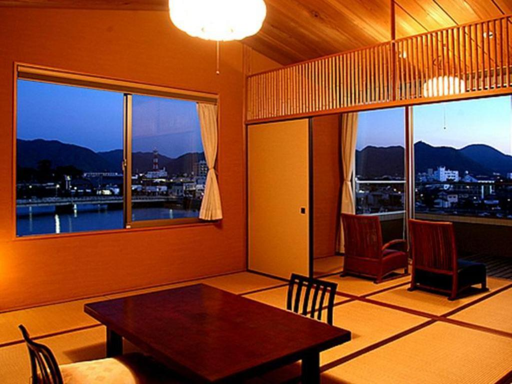Japanese Style with Open-Air Bath - Guestroom Ryokan Ganjima Besso