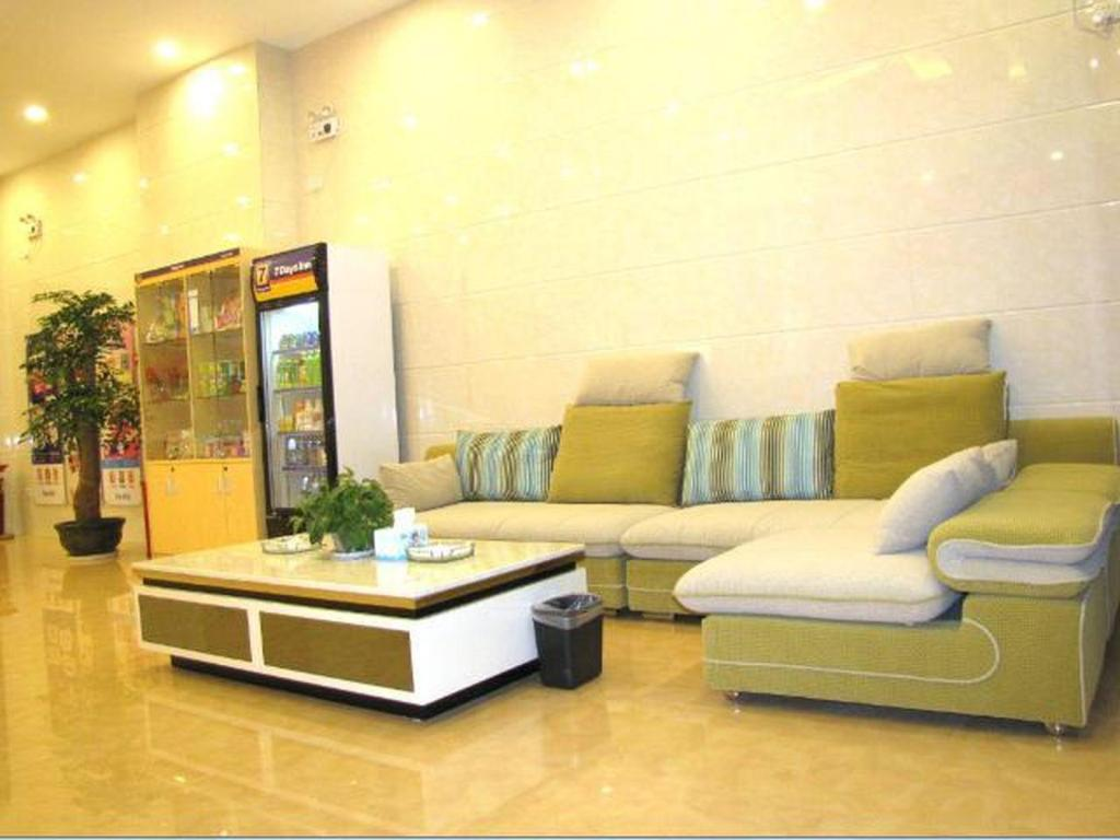 Fuajee 7 Days Inn Heyuan University City Branch