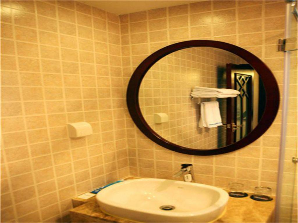 Bathroom Bedom Apartments Shanhaiwan Qingdao