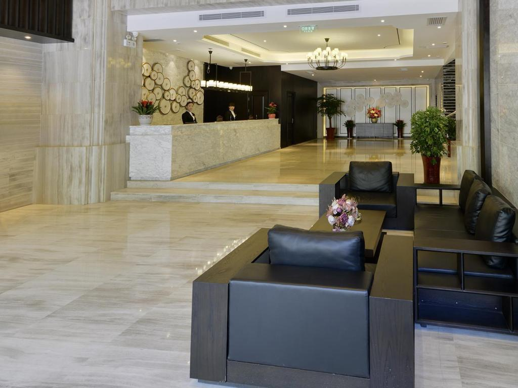 Lobby Xi'an Jinhao Boutique Hotel