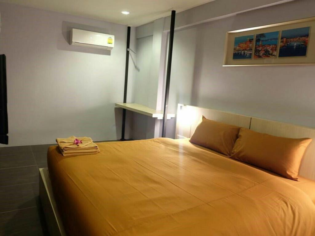 Standard Double - Katil Loma Hostel at Phuket Town