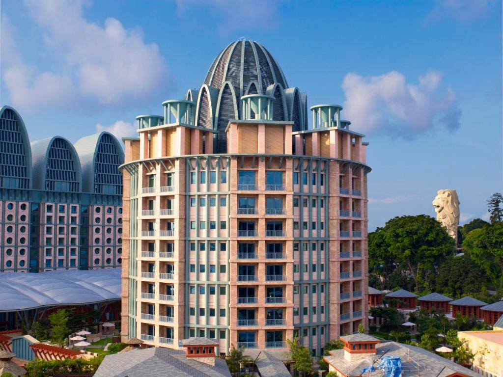 More about Resorts World Sentosa - Crockfords Tower