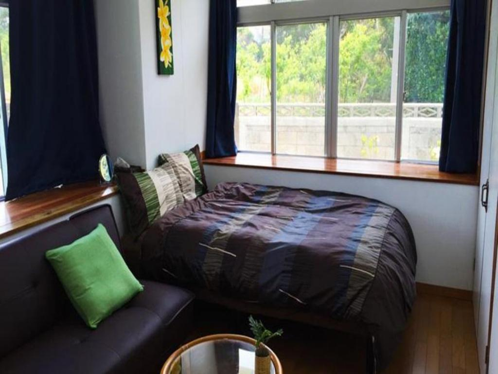 Semi-Double Room Non-Smoking - Guestroom Guest House Seagull Village