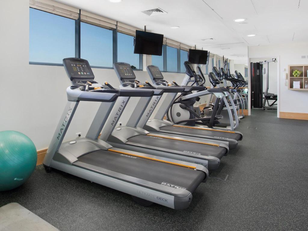 gym Courtyard Sydney-North Ryde