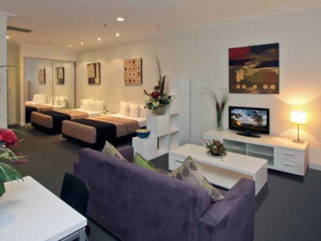 Studio - Lounge Waldorf Woolloomooloo Waters Serviced Apartments