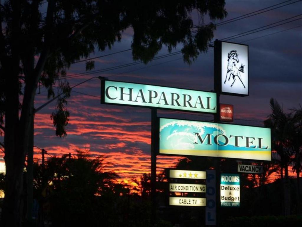 More about Chaparral Motel