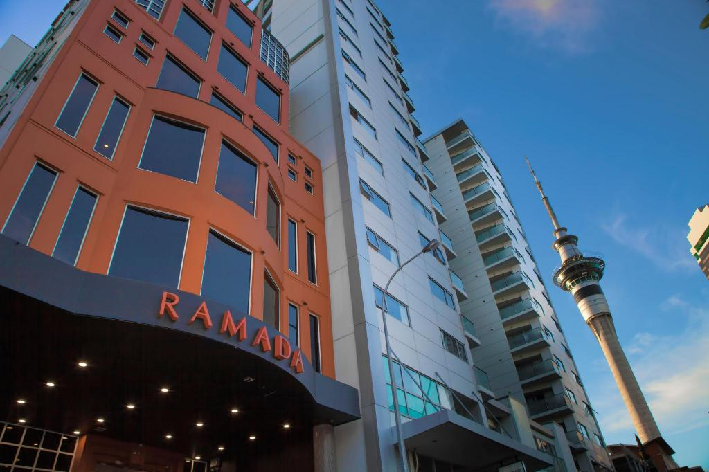 More about Ramada Auckland Federal St