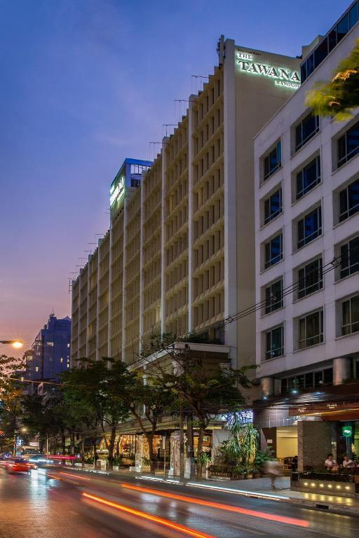 Tawana Bangkok Hotel Thailand Ab 31 Agoda Com