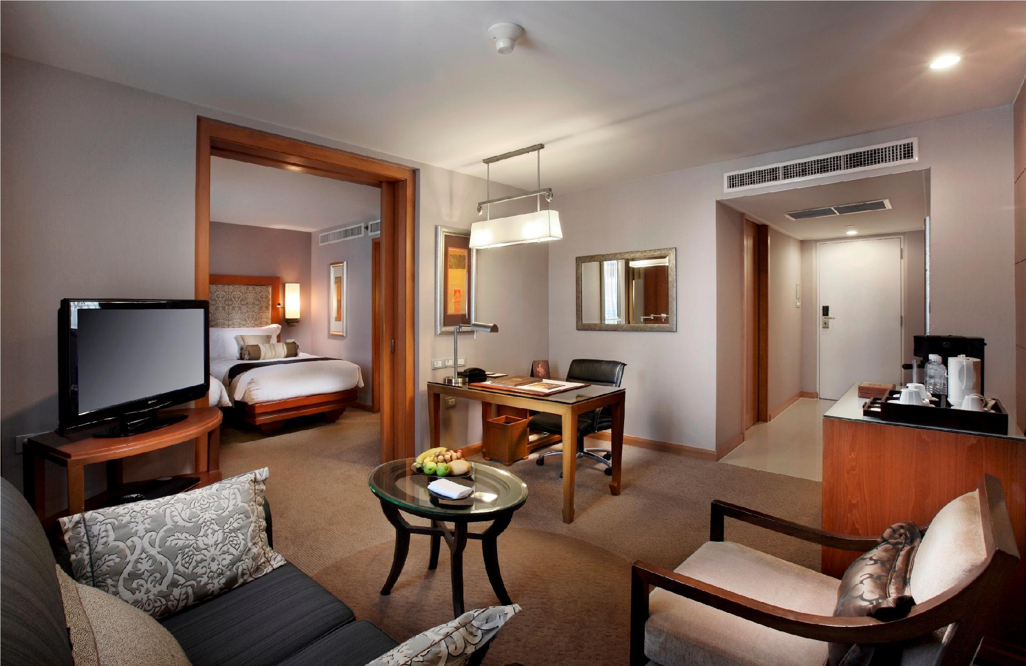 Dusit Club Room Twin Bed