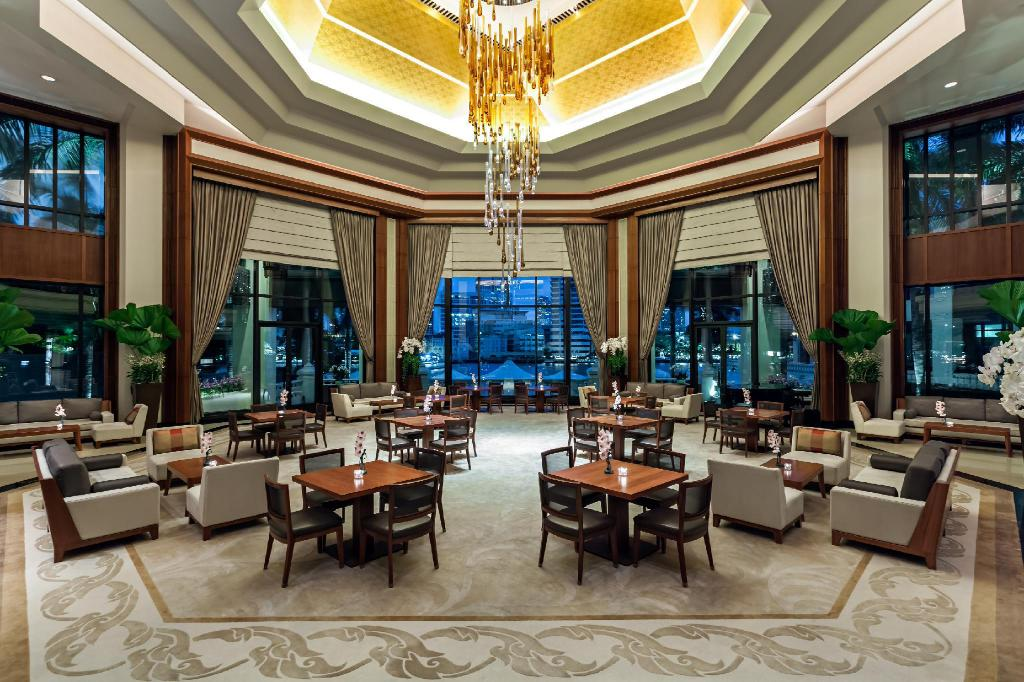 大廳 曼谷半島酒店 (The Peninsula Bangkok)