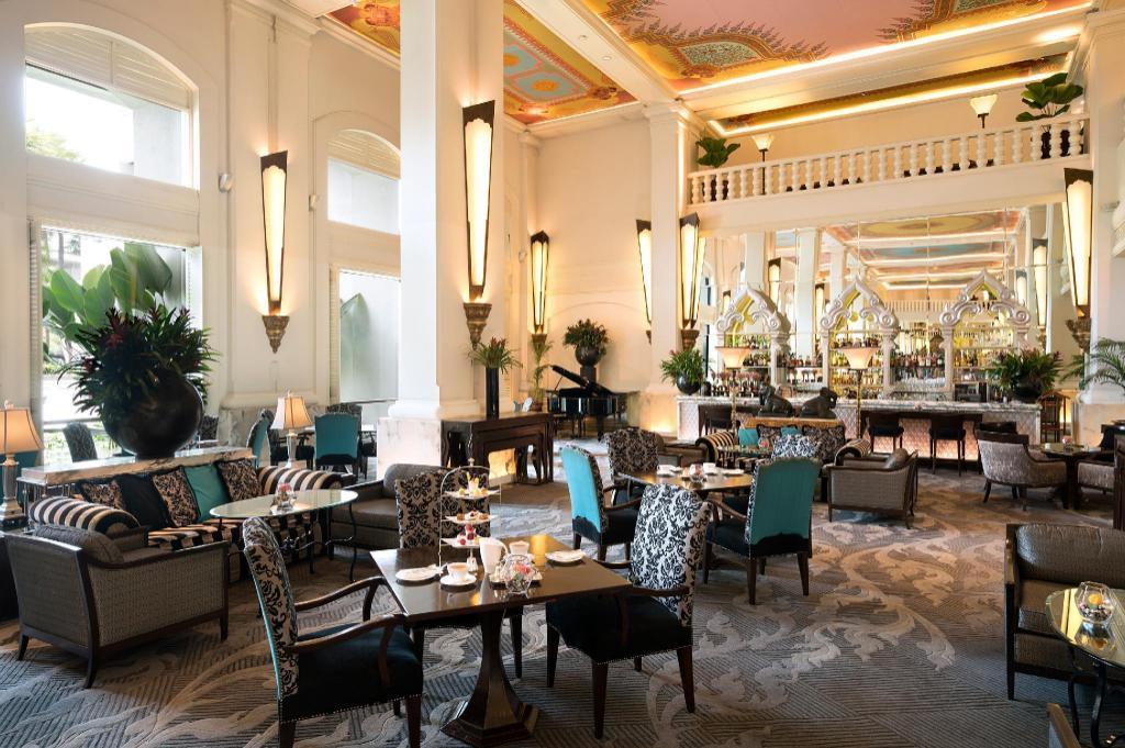 Anantara Siam Bangkok Hotel, Bangkok | Best Price Guarantee - Mobile Bookings & Live Chat