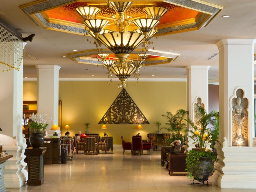 More about Chiang Mai Plaza Hotel