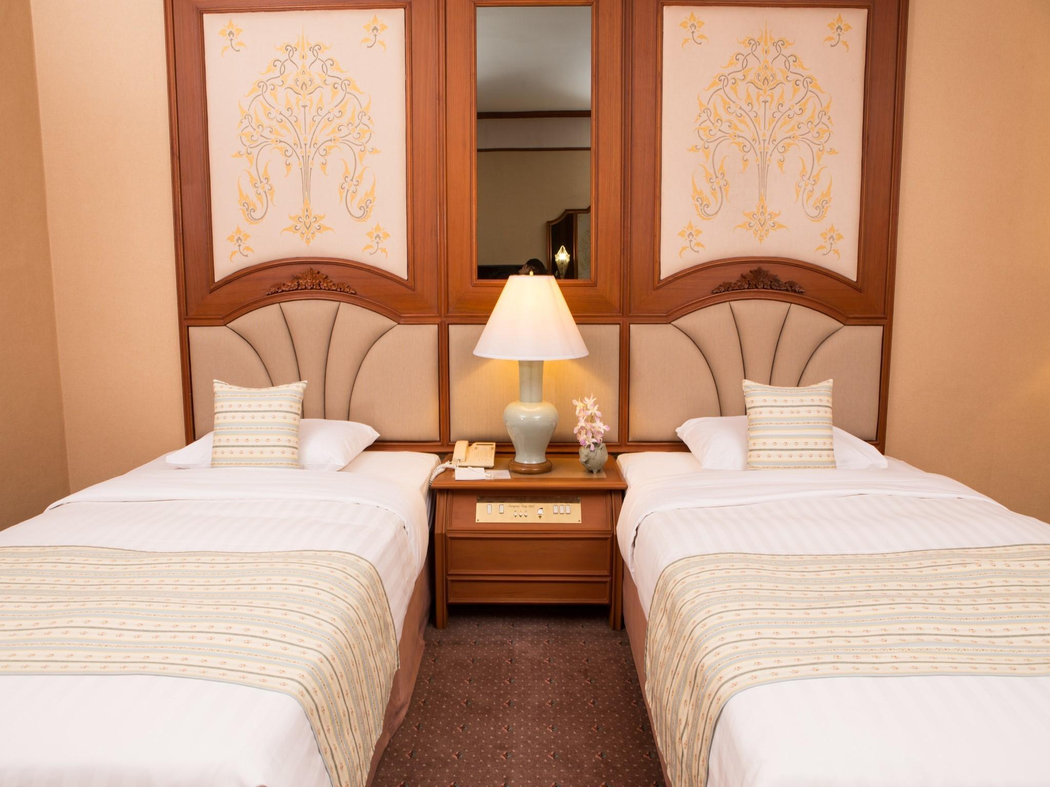 Deluxe Twin Room for 1 Person
