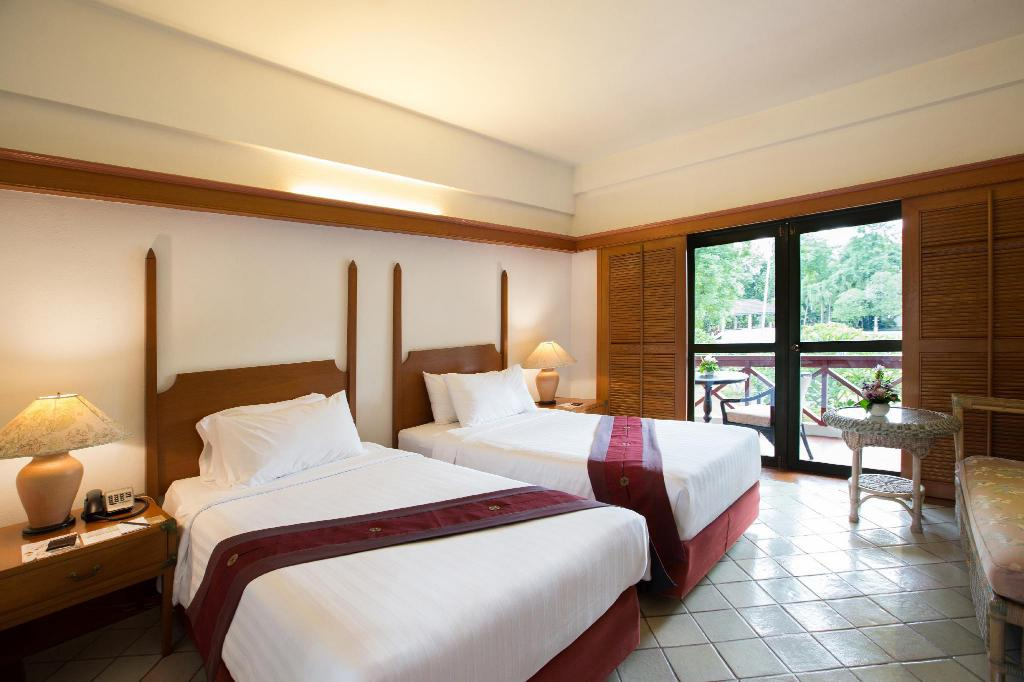 Superior - Kamar Tidur The Imperial Chiang Mai Resort & Sports Club
