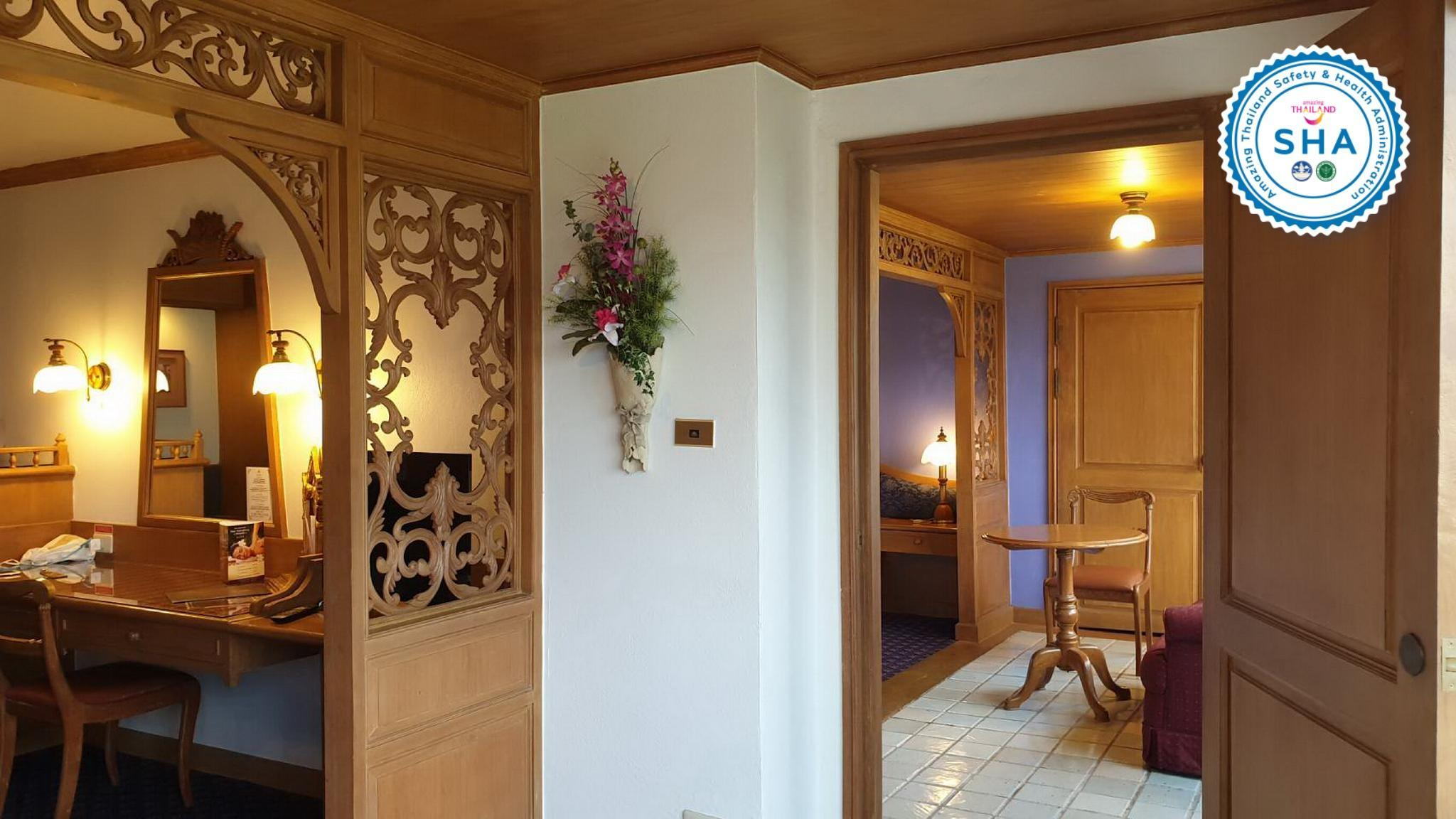 Camere interconectate (Family Connecting Rooms)