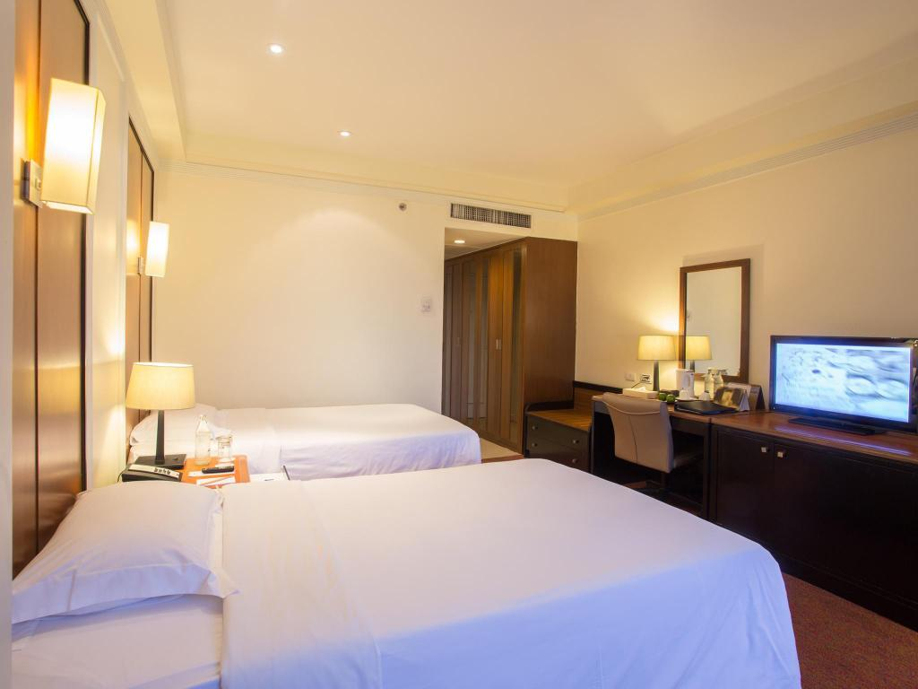Superior Twin bed - Bed Dusit Princess Chiang Mai